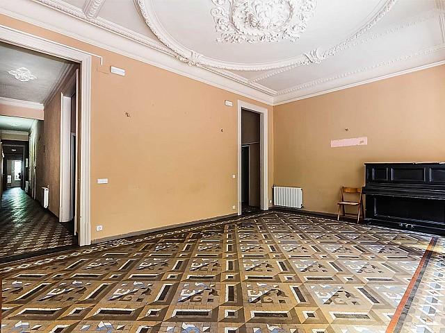 Appartement à rénover et investir dans l'Eixample Dret, Barcelone