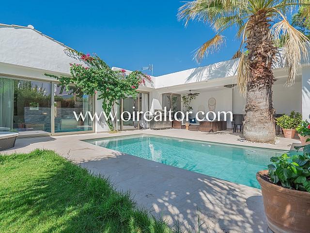 Excepcional casa nueva en la urbanización Los Viñedos, Sant Pere de Ribes