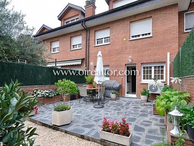 Casa aparellada en venda amb molt d'encant en zona residencial propera al centre de Cerdanyola