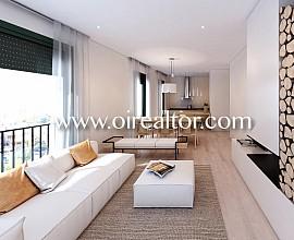 Fantástico piso de obra nueva en Gracia, Barcelona