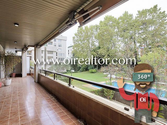 Appartement spectaculaire à Pedralbes Avenue, Barcelone