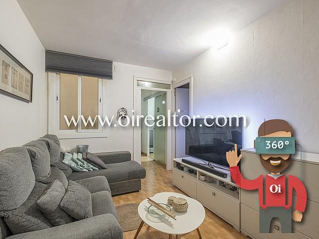 Acogedor y atractivo apartamento a la venta en Poblenou, Barcelona