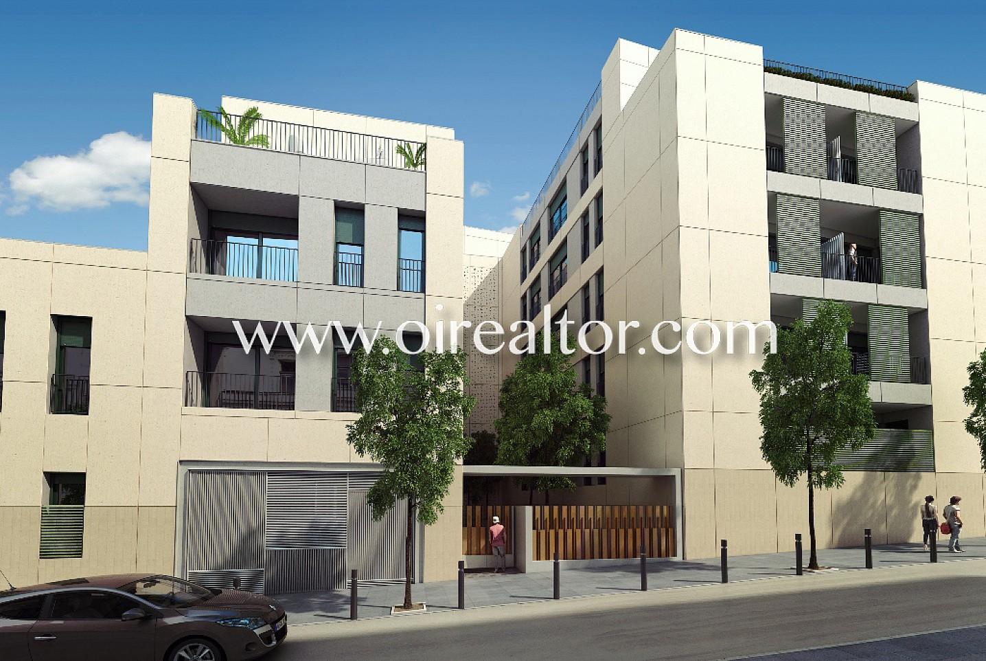 Amplio piso de obra nueva en gracia barcelona oi realtor - Pisos en barcelona obra nueva ...