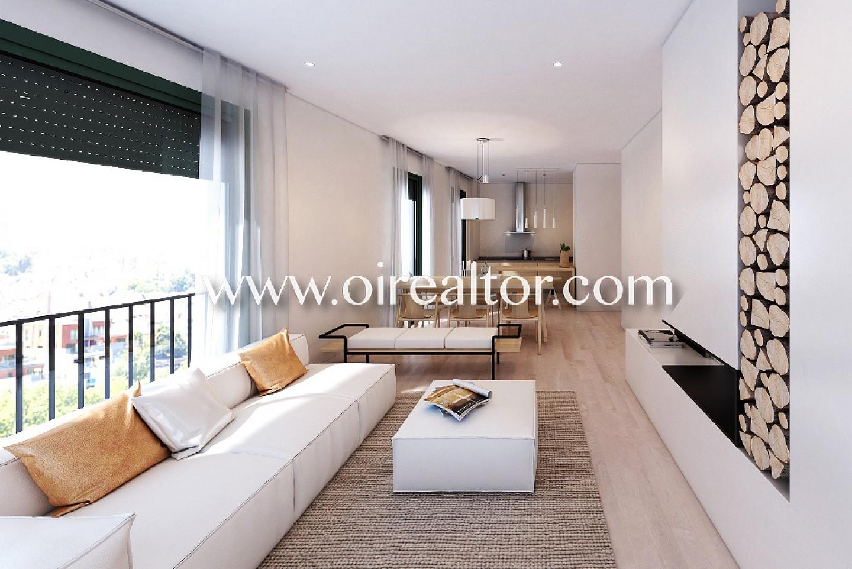 amplio piso de obra nueva en gracia barcelona oi realtor