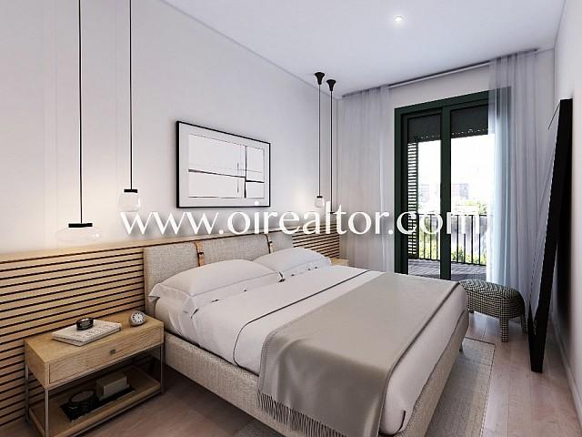 Hervorragende neue Wohnung in Gracia, Barcelona