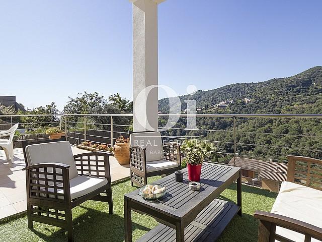 Moderna casa en venda a Alella, Maresme