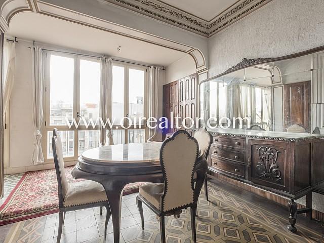 Imponente y señorial piso a la venta en el Eixample Derecho, Barcelona