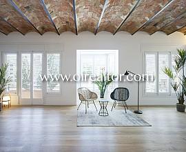 Espectacular y reformado piso a la venta en Galvany, Barcelona