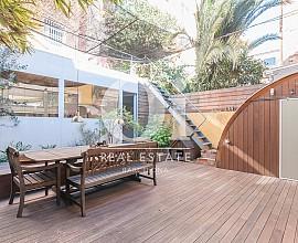 Meravellosa i reformada casa a la venda a Sant Gervasi, Barcelona