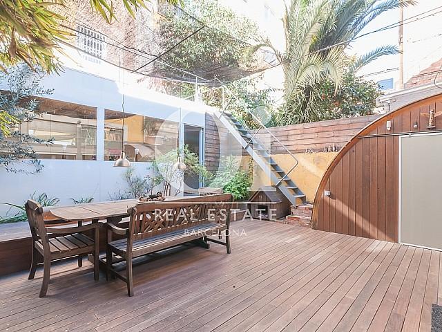 Maravillosa y reformada casa a la venta en Sant Gervasi, Barcelona