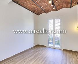 Magnífic apartament reformat a la venda a Poble Sec, Barcelona
