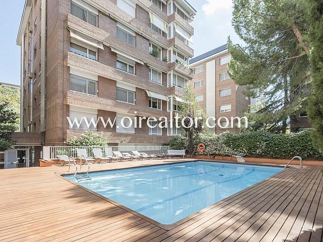 Эксклюзивная квартира в Туро Парк, Барселона