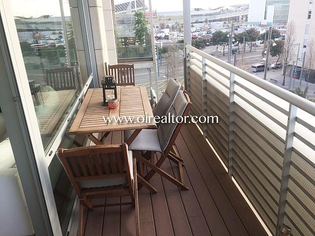 Herrliches Apartment in Diagonal Mar, Barcelona