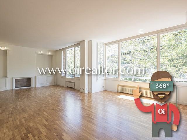 Un exclusivo y lujoso piso a la venta en Turó Park, Barcelona
