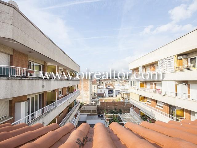 Amazing interior duplex penthouse in Calella, Barcelona