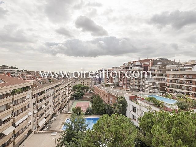 Appartement confortable et attrayant à rénover à Sant Gervasi, Barcelone