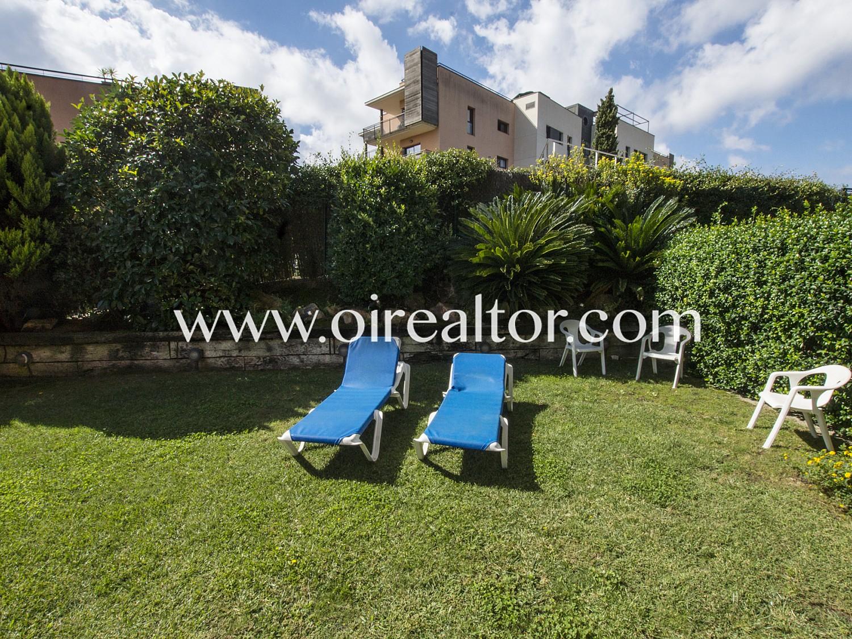 Сенсационная квартира для продажи с садом в Sa Boadella, Льорет-де-Мар