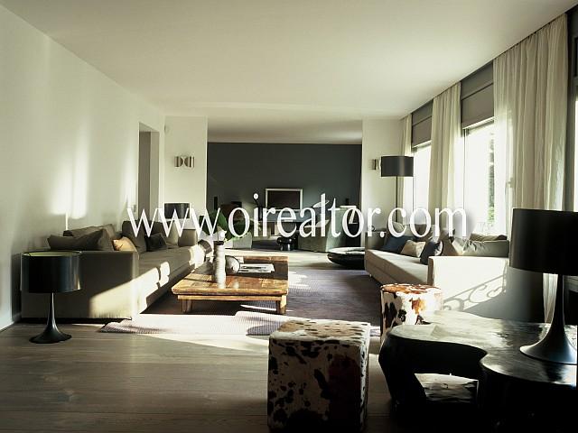 Majestuoso piso en venta en Turó Park, Barcelona