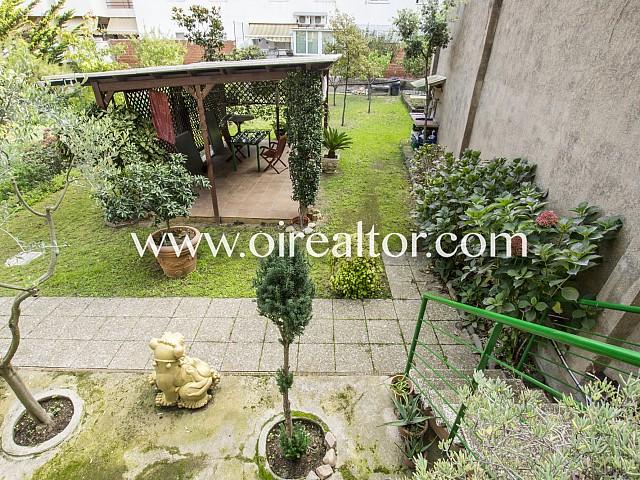 Bel appartement avec jardin de 400m2 à Blanes, Costa Brava