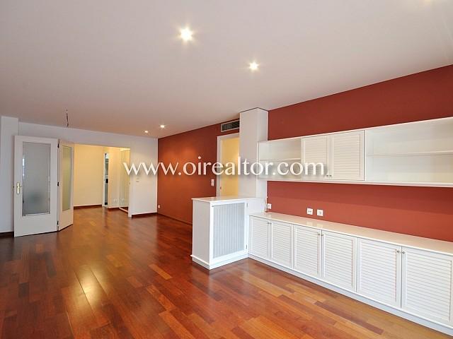 Espectacular piso de 4 habitaciones en  alquiler  Avinguda  Lluis Companys. Sant Cugat del Valles