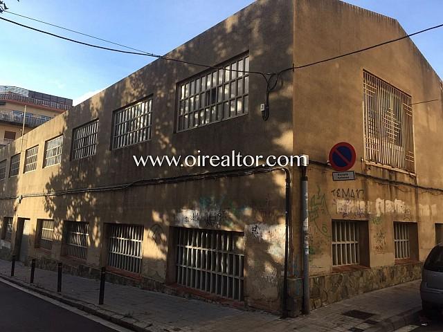 Excellent plot to build houses in the center of Premià de Mar
