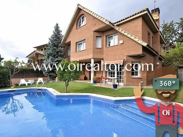 Fantástica casa en Venta, de 6 habitaciones en Valldoreix- Sant Cugat del Vallés