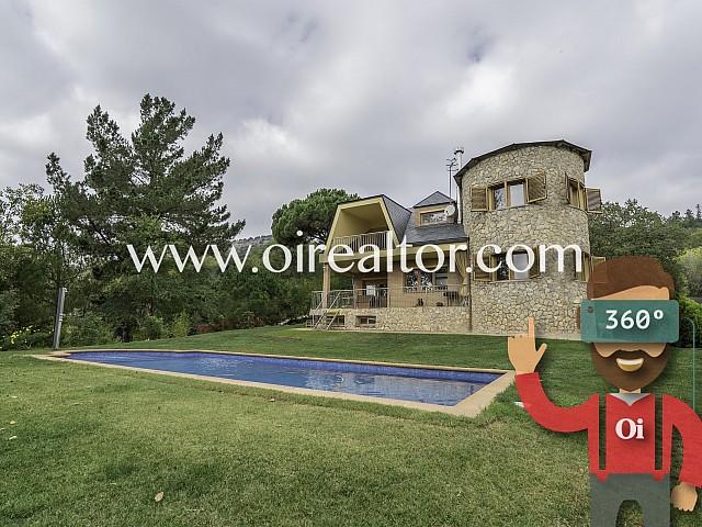 Exclusive villa tower design in the best area of Matadepera
