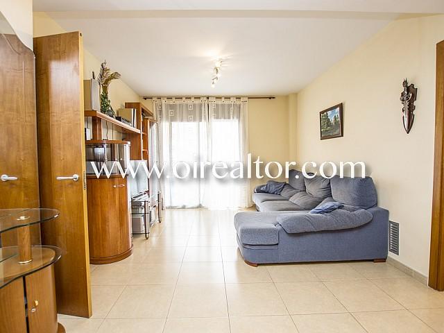 Precioso piso en venta de tres habitaciones en Fenals, Lloret de Mar