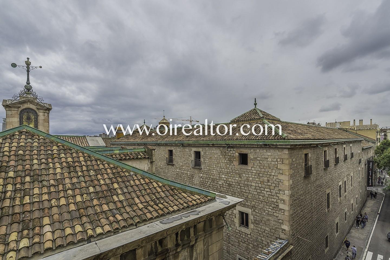 Espectacular piso en venta en finca regia de 1900 en el - Finca regia barcelona ...