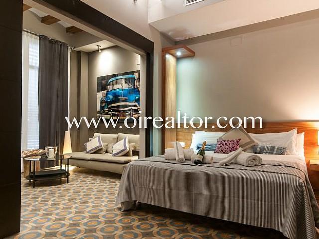 Exclusivo apartamento en alquiler en Paseo de Gracia