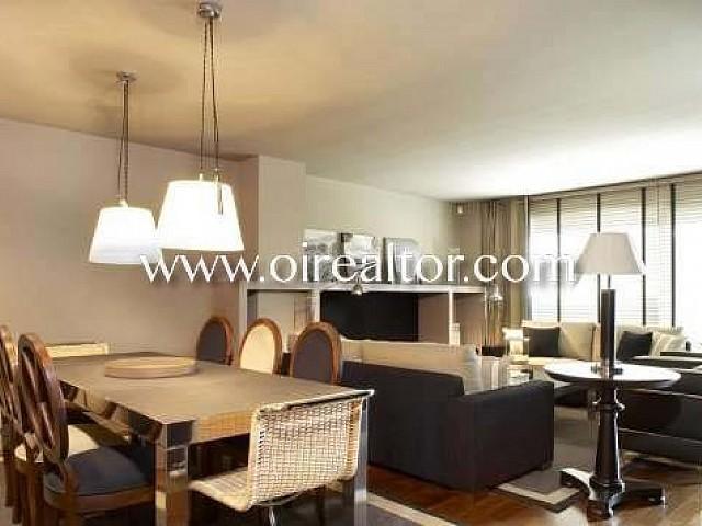 Luxury apartment for rent in Sarrià-St. Gervasi