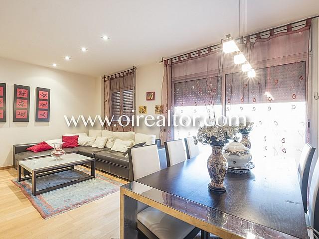 Продается удобная квартира в Вилла Олимпика, Барселона