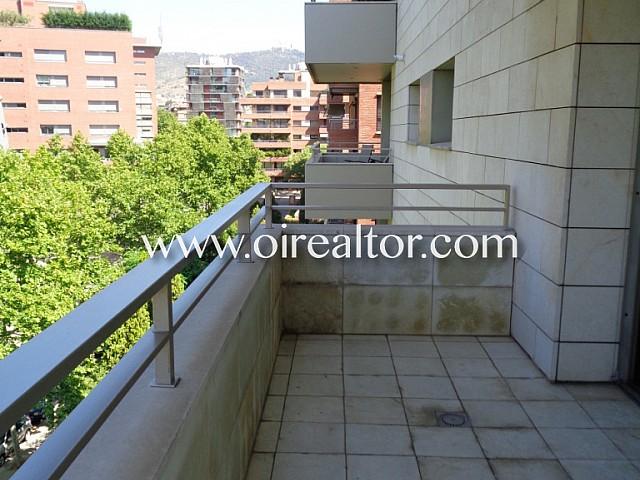 Fantástico piso en alquiler en calle Doctor Flemming, Sarrià Sant Gervasi