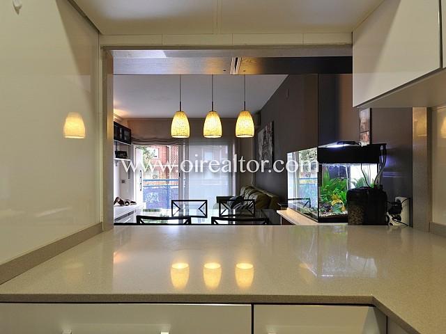 Fantástico piso en venta en el pueblo de Sant Andreu de Llavaneres