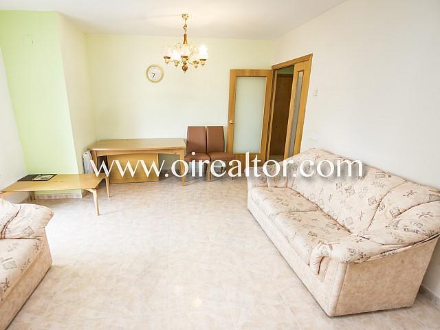Acogedor piso en venta de tres habitaciones en Fenals, Lloret de Mar
