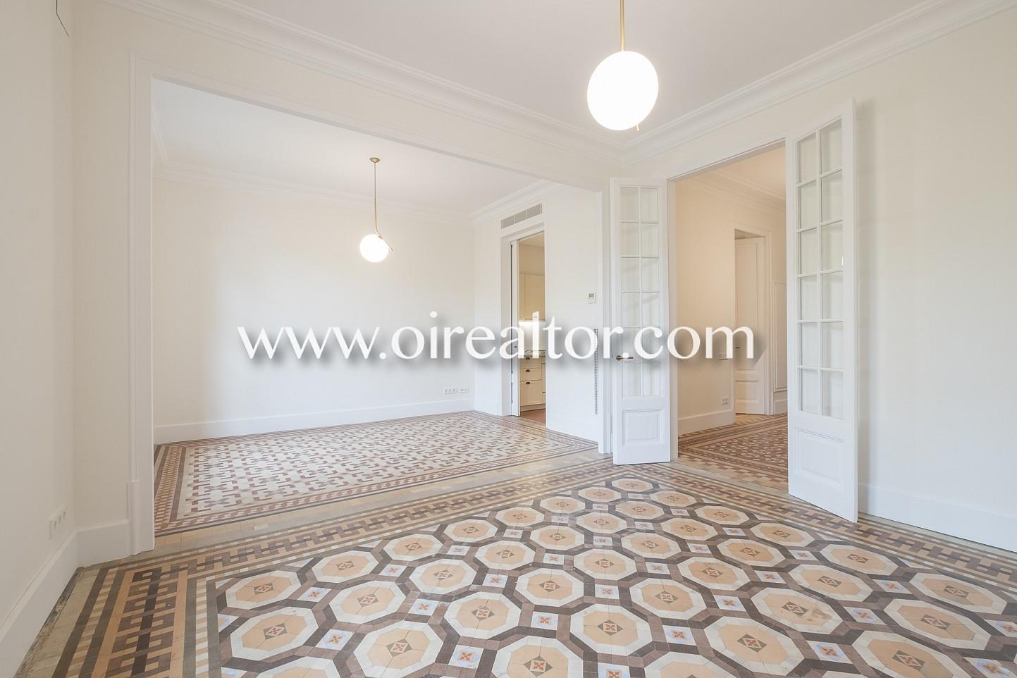 Precioso piso en venta en eixample derecho barcelona oi realtor - Pisos eixample ...