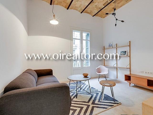 Very bright fully refurbishd apartment in Fort Pienc, Barcelona