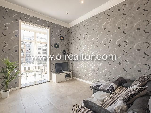 Estupendo piso en venta en finca regia del Eixample Derecho, Barcelona