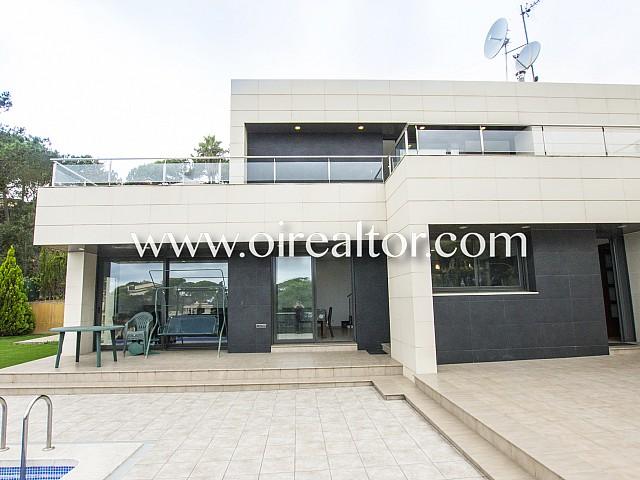 Magnifique maison à vendre dans l'urbanisation Serra Brava Lloret de Mar, Costa Brava