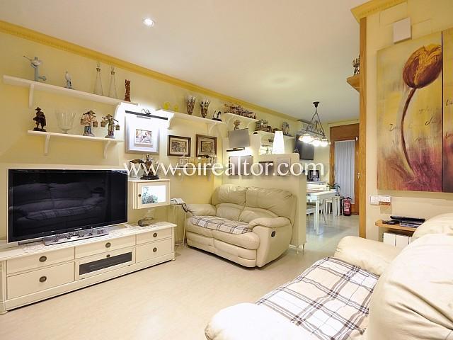 Práctica, funcional y espaciosa casa en venta con zona comunitaria en pleno centro de Vilassar de Mar