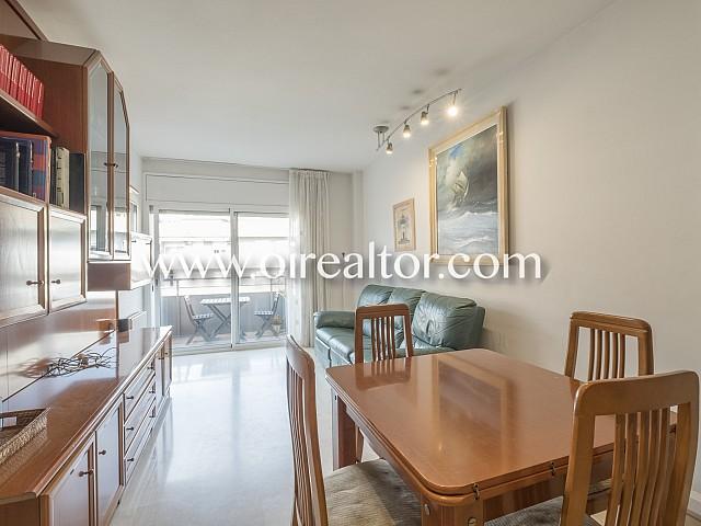 Fantástico piso alto en venta con posibilidad de parquing en la misma finca en Barcelona