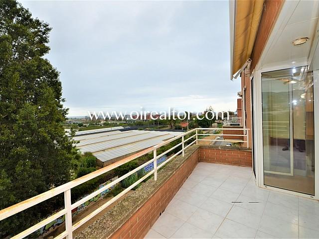 Maravilloso ático en venta en Vilassar de Mar con grandes terrazas