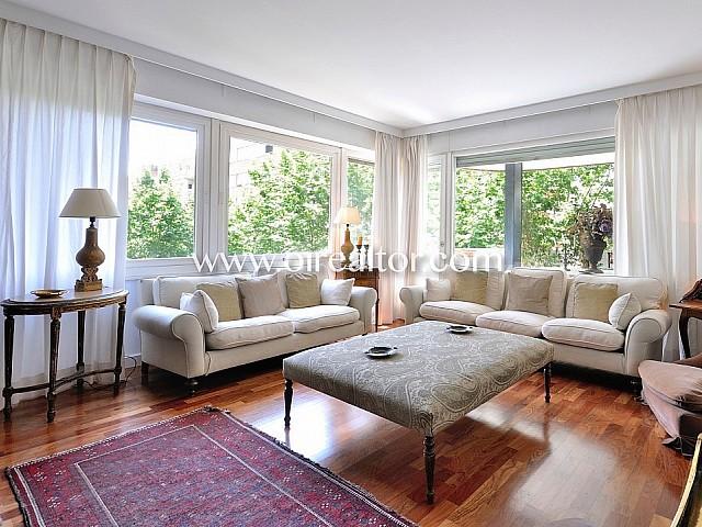 Exclusive flat with terrace in Sant Gervasi-Galvany, Barcelona