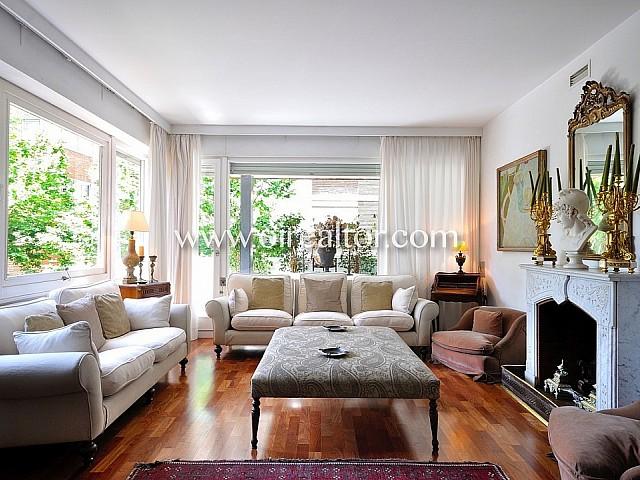 Exclusivo piso en venta con terraza en Sant Gervasi-Galvany , Barcelona