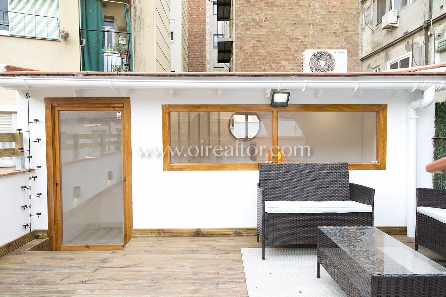 Luminoso piso en venta a estrenar con terraza chill out en - Chill out barcelona ...