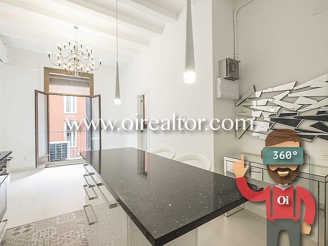 Excelente piso en venta reformado en el Raval, Barcelona