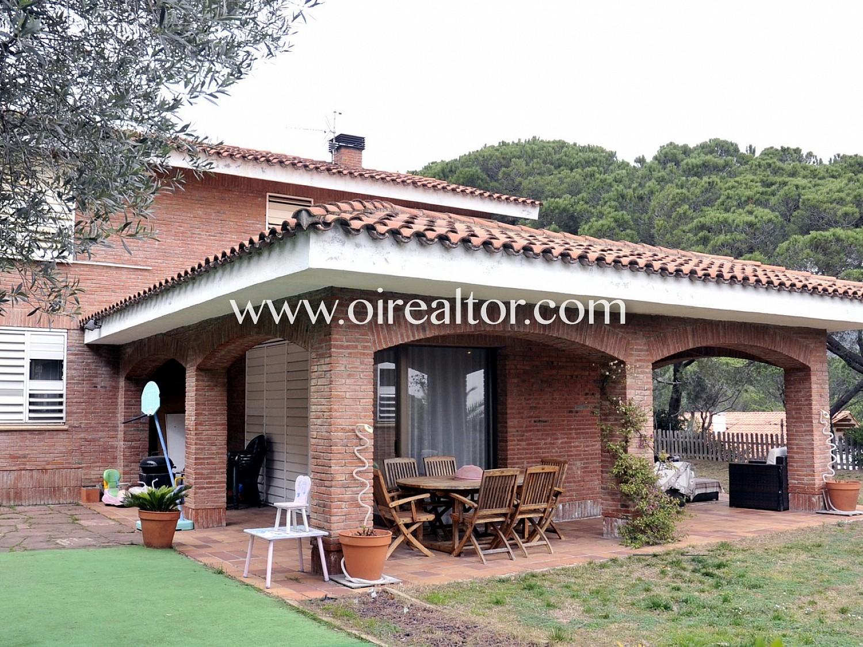 Дом мечты для продажи в эксклюзивном Sant Andreu de Llavaneres, с бассейном и большим участком