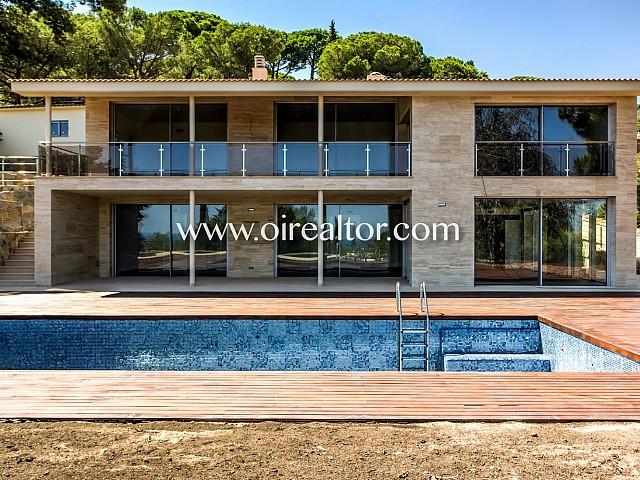 Дом вашей мечты, великолепная новая роскошная работа на продажу в Кабрера-де-Мар