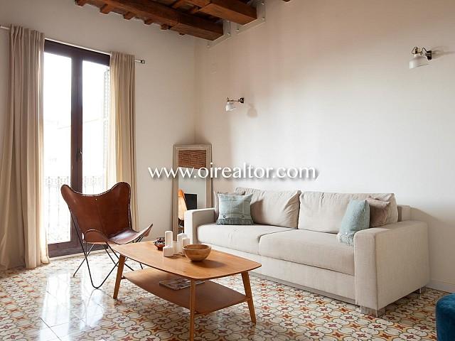 Awesome exterior apartment for sale in Gran de Gracia, Barcelona