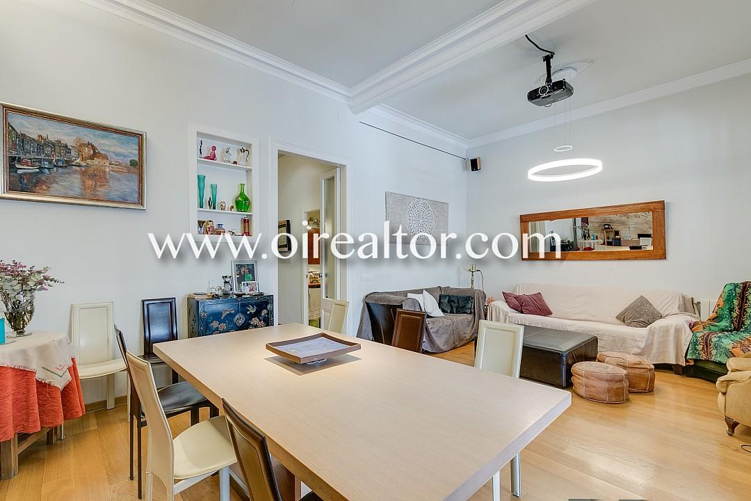 Piso en venta en el quadrat d 39 or barcelona oi realtor - Subastas de pisos en barcelona ...